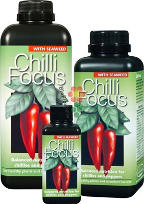 Growth Technology Chilli Focus 0,1 l
