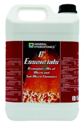 General Hydroponics Bio Essentials 5 l