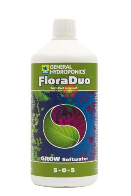 General Hydroponics FloraDuo Grow (MV) 0,5 l (DualPart Grow)