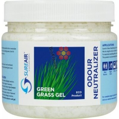 Sure air Gel 1 kg Green grass