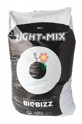 Biobizz Light mix 50 l