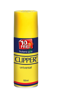 Plyn do zapalovačů Clipper 100ml