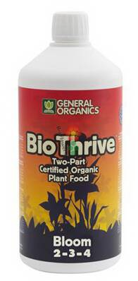 General Organics BioThrive Bloom 0,5 l
