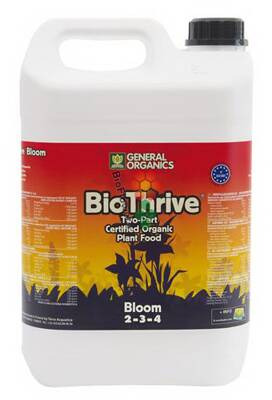 General Organics BioThrive Bloom 5 l