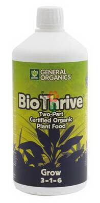 General Organics BioThrive Grow 0,5 l